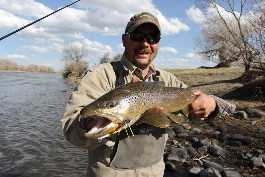 Spring Special Montana Fly Fishing Trips