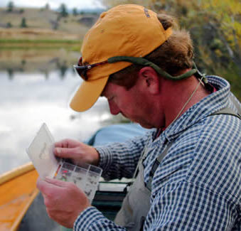 Montana fly fishing guide Will Lassiter