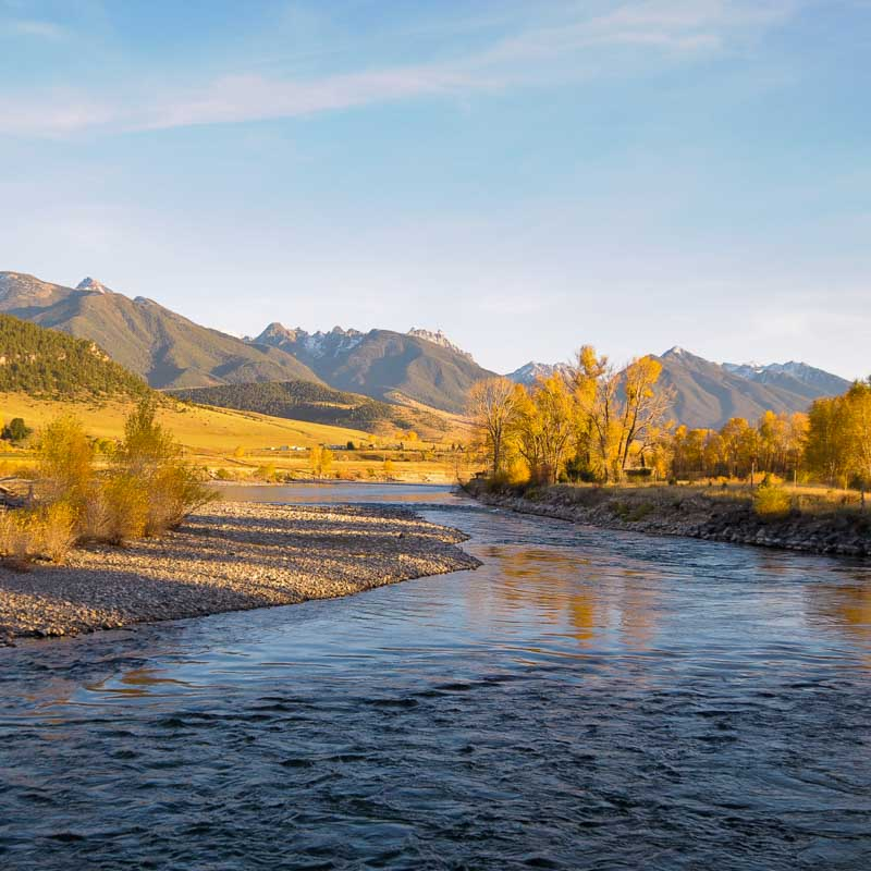 Montana Fly Fishing Guide Customize Your Trip