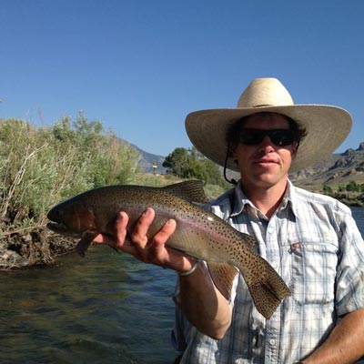 Montana Fly Fishing Guides Russell Eelwell