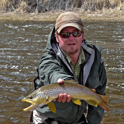 Montana fly fishing guides zach pleshar montana fly for Private trout fishing in missouri