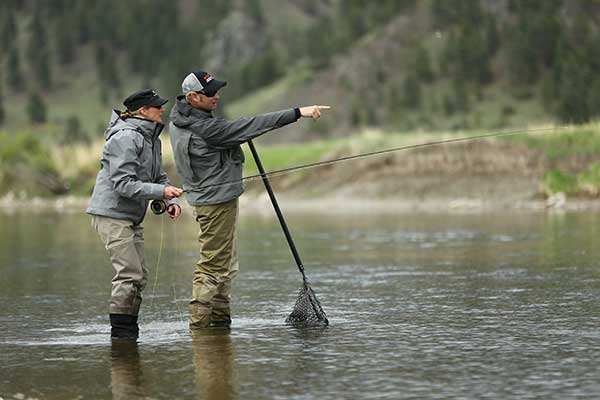 Montana Fly Fishing Lessons & Classes
