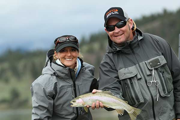 Montana Fly Fishing Day Trips