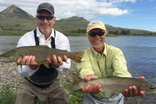 Montana Fly Fishing Packages Slider 2