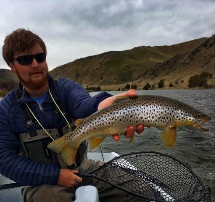 Carlise Jones Montana Fly Fishing Guide