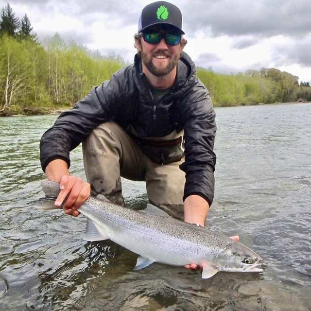 Jesse Dancer montana fly fishing guide